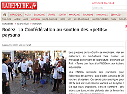 ladepeche.fr 17-01-2014