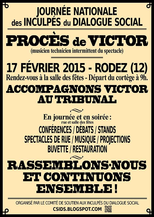 Affiche Procès Victor WEB